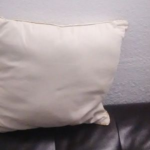 unbranded Bedding - Offwhite n gold Elephant Pillow & Cover set